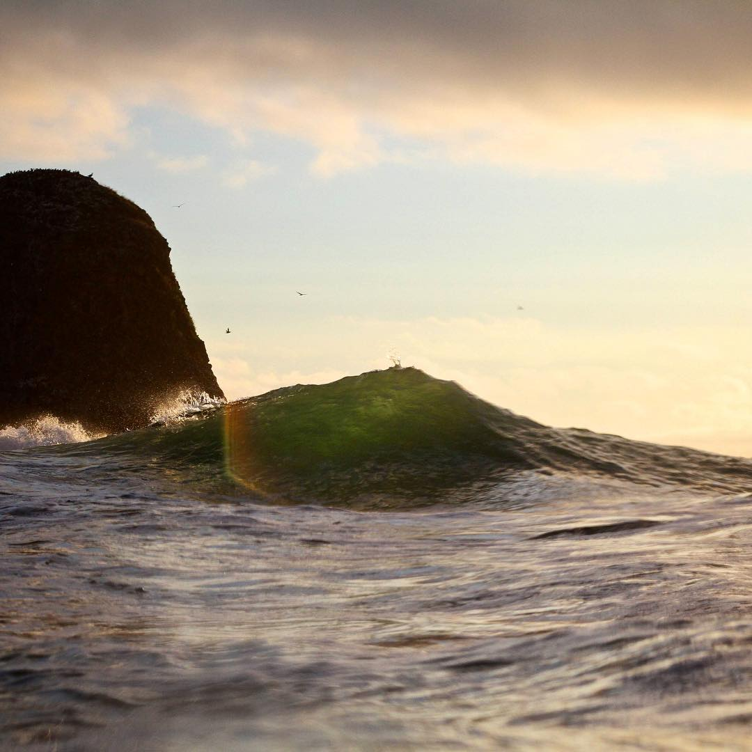 Wave - ©Keaton Zachary Hudson