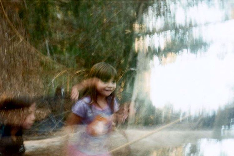 35mm, double exposure, photo by rebecca redman