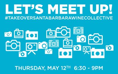 Photograph Your Love® Instagram Participants Take Over the Santa Barbara Wine Collective on May 12th!