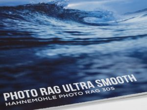 Photo Rag Ultra Smooth (Hahnemühle Photo Rag 305)
