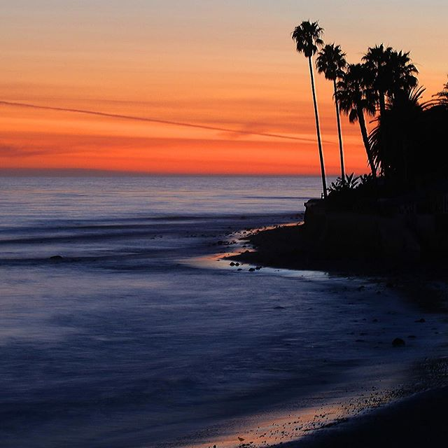 Rincon at Sunset - Photo by David Powdrell
