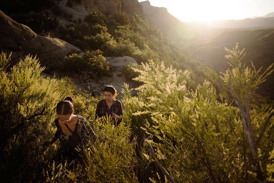 Stroll through the trails at Piedra Blanca in the Sespe Wilderness. Photo by John Thomas Rose