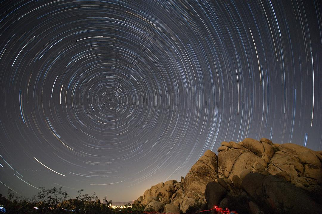 Joshua Tree National Park. Photo by Kiel Rucker