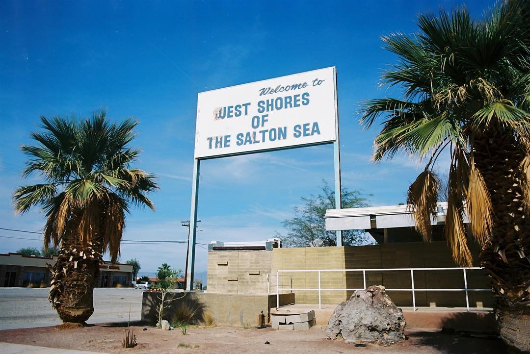 Don Brubaker - West Shores Salton Sea