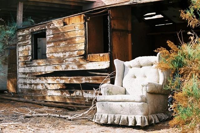 Don Brubaker - Couch - Salton Sea