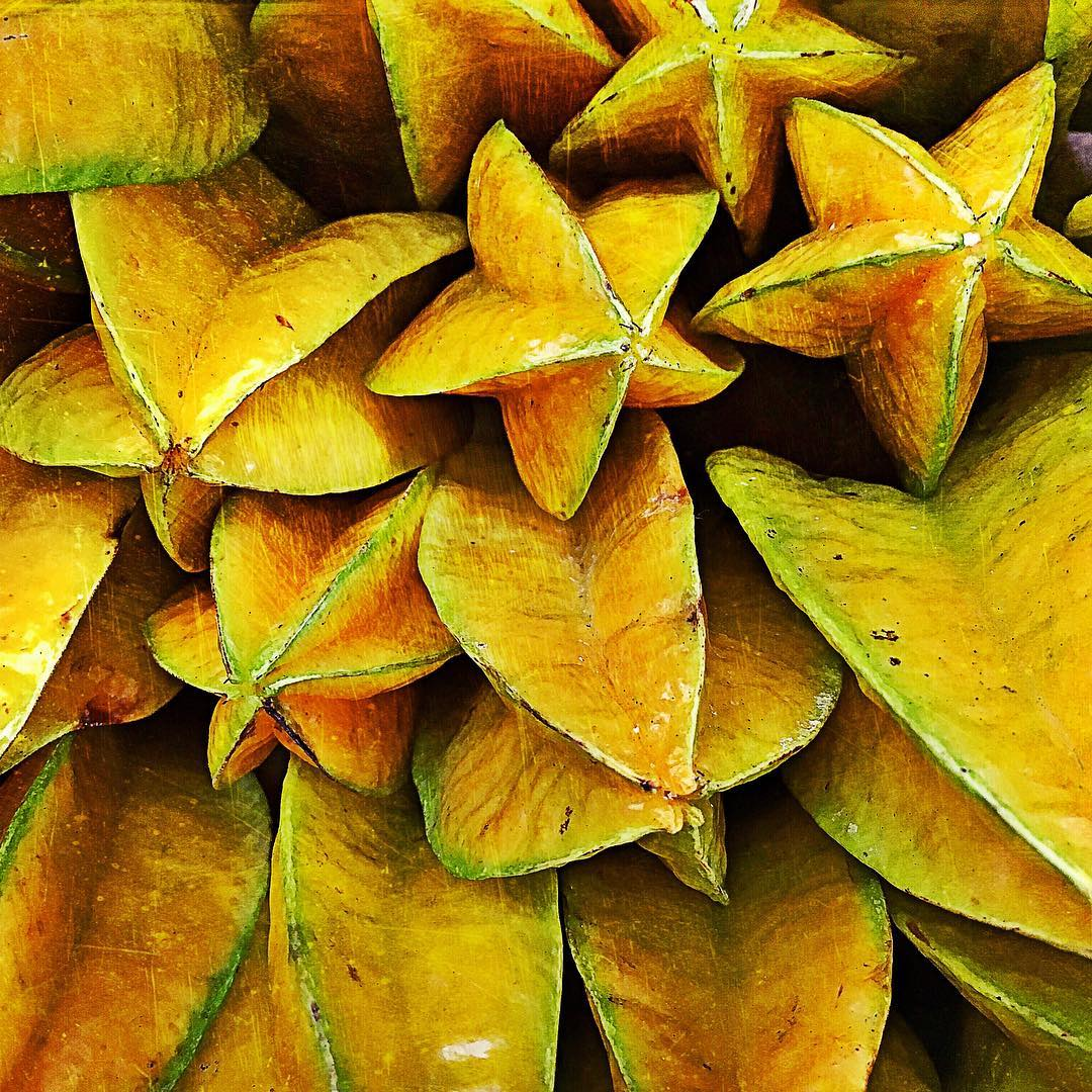Star Fruit - Photo by Robin Bisio