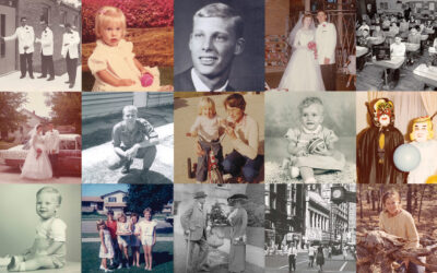 How to Clean Photos Damaged by Water, Mud and Sand